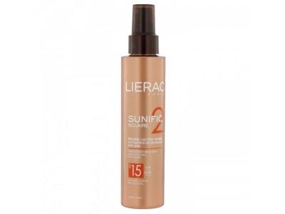 Lierac Sunific 2 Crema Fundente Activadora Bronceado SPF15 50ml