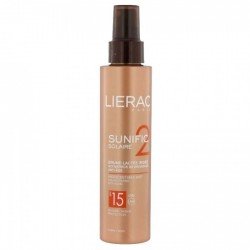 Lieracsunific 2 Spray Lácteo Activador del Bronceado SPF15 150ml