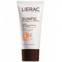 Lierac Sunific Crema Protección Anti Manchas SPF50 50ml