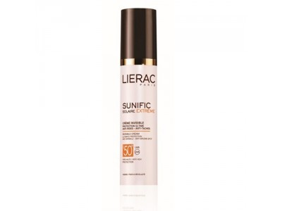 Lierac Sunific Crema Invisible SPF50 50ml