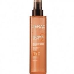 Lierac Sunific 2 Aceite Bronceador Spray SPF15 125ml