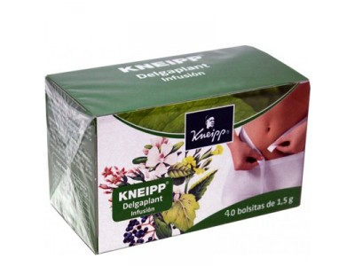 Kneipp Delgaplant Infusion 40 Sobres