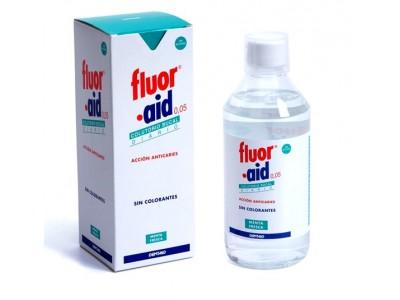 Fluor Aid 0.05 Colutorio Díario 500ml