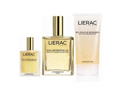 Lierac Cofre Sensorielle 3 Fleur Blanches