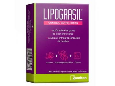 Lipograsil Control Entre Horas 30 Comprimidos