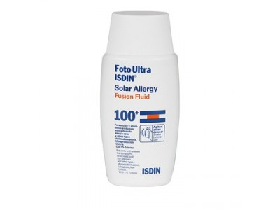 Isdin Fotoprotector Fusion Fluid Ultra Solar Allergy SPF100 50ml