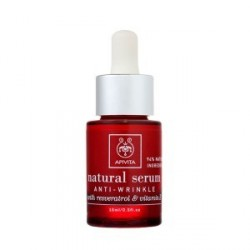 Apivita Natural Serum Antiarrugas 15ml
