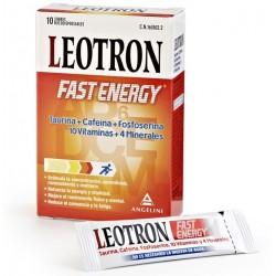 Leotron Fast Energy 10 Sobres