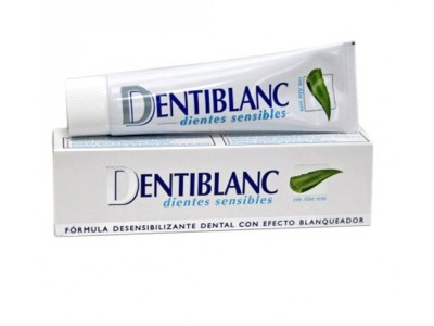 Dentiblanc Pasta Dientes Sensibles 100ml