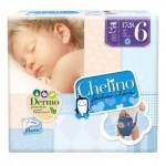 PAÑAL INFANTIL CHELINO FASHION & LOVE T6 17-28 KG 27U
