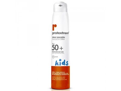 Protextrem Kids Spray Solar SPF50 150ml