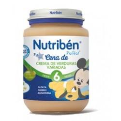 Nutriben Potito Cena Crema de Verduras 200g