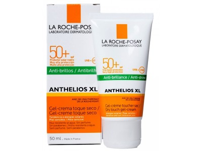 Anthelios XL SPF50 Gel Crema Toque Seco Sin Perfume 50ml