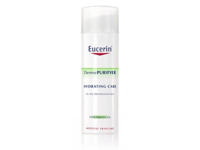 Eucerin Dermopurifyer Cuidado Hidratante Coadyuvante 50ml