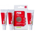 PHB TOTAL PACK RECAMBIO PASTA 3 X 15 ML