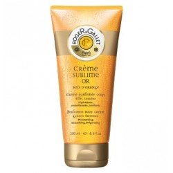 Roger Gallet Crema Hidratante Or Bois D Orange 200ml