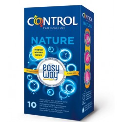 Control Preservativos Nature Easy Way 10 uds.