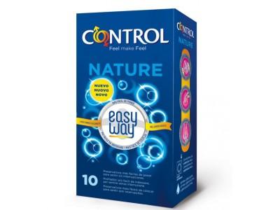Control Preservativos Nature Easy Way 10 uds.