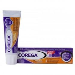 Corega Sella y Protege Crema Prótesis Parciales 40g