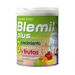 Blemil Plus 3 Crecimiento Cereales y Frutas 400g