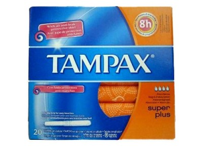 Tampax Tampon Super Plus 20 uds.