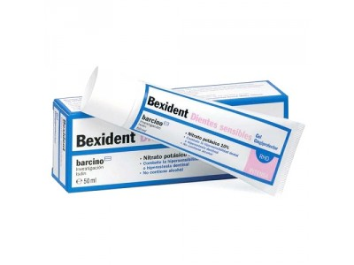 Bexident Dientes Sensibles Gel Gingival 50ml