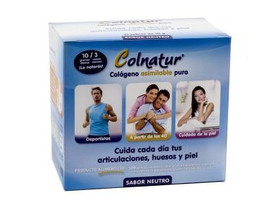 Colnatur Colágeno Estuche 21 Sobres Monodosis