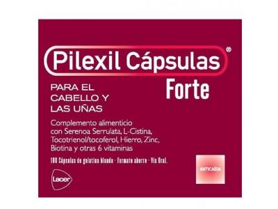 Pilexil Cápsulas Forte 100 Cápsulas Anticaída