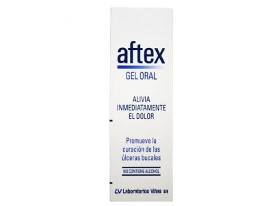 Aftex Gel Oral 15ml