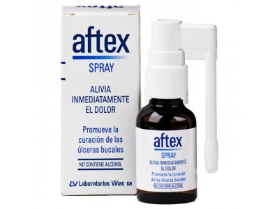 Aftex Spray Bucal 30ml