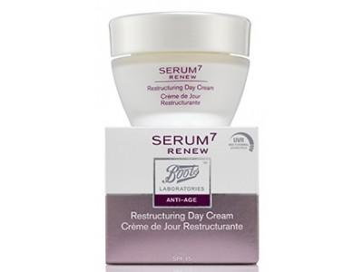Serum7 Renew Crema de Día Reestructurante 30ml