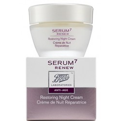 Serum7 Renew Crema de Noche 50ml