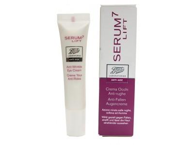 Serum7 Lift Contorno de Ojos Antiarrugas 15ml