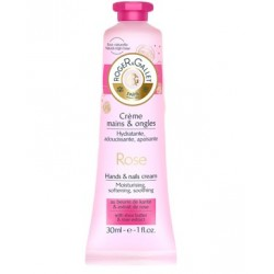 Roger Gallet Crema Manos y Uñas Rose 30ml