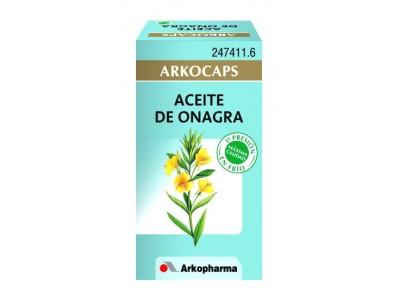 Arkocaps Aceite de Onagra 50 Cápsulas