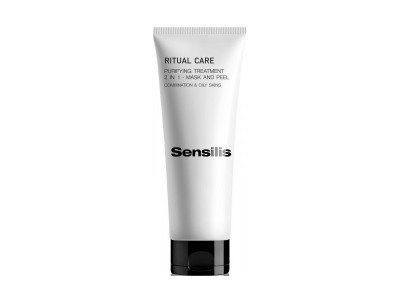Sensilis Ritual Care 2 en 1 Mascarilla Exfoliante 75ml