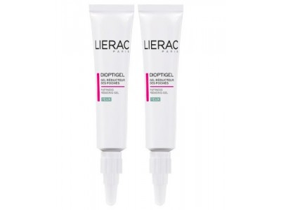 Lierac Dioptigel Gel 10ml 2 uds.