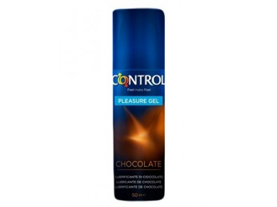 Control Pleasure Gel Lubricante Chocolate 50ml