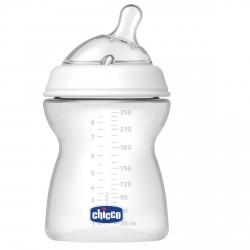 Chicco Biberón Step Up 2 M + Tetina Inclinada 250ml