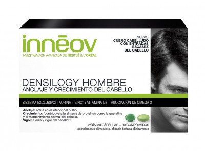 Inneov Densilogy Hombre Cabello 30 Cápsulas + 30 Comprimidos
