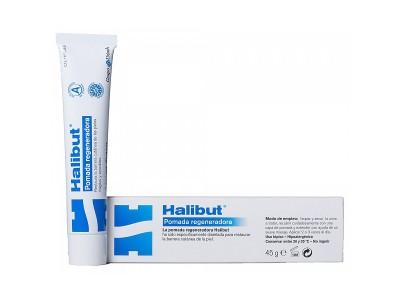 Halibut Pomada Regeneradora Irritaciones 45g