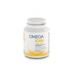 Omega Kids Sabor Limón 90 Cápsulas