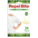 REPEL BITE NATURAL 24 PARCHES DE CITRONELA