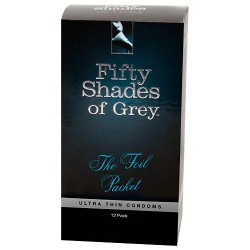 Fifty Shades of Grey Preservativos Ultrafinos 12 uds.