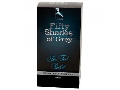 Fifty Shades of Grey Preservativos Ultrafinos 12 uds.