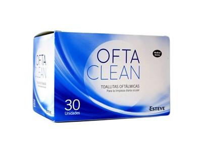 Ofta Clean 30 Toallitas Oftálmicas