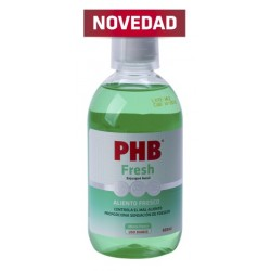 PHB Fresh Enjuaje Bucal Menta Fresca 500ml