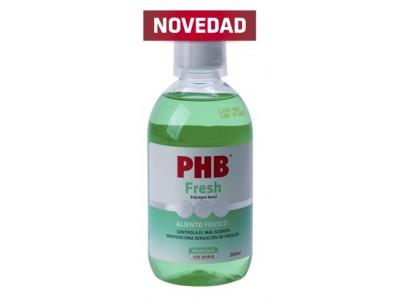 PHB Fresh Enjuaje Bucal Menta Fresca 500ml