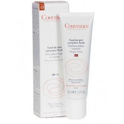 Avene Couvrance Maquillaje Fluído Corrector SPF20 05 30ml