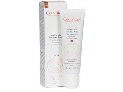Avene Couvrance Maquillaje Fluído Corrector SPF15 05 30ml